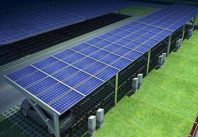 20KW Grid-Tied PV Shed