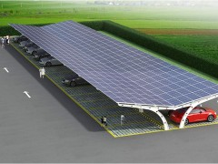 PV Car Shed
