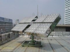 Roof Concentrating PV Power System
